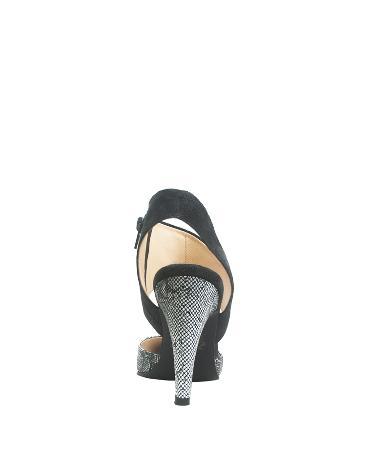 Calzado Sandalia FRT-7725 Color Gris