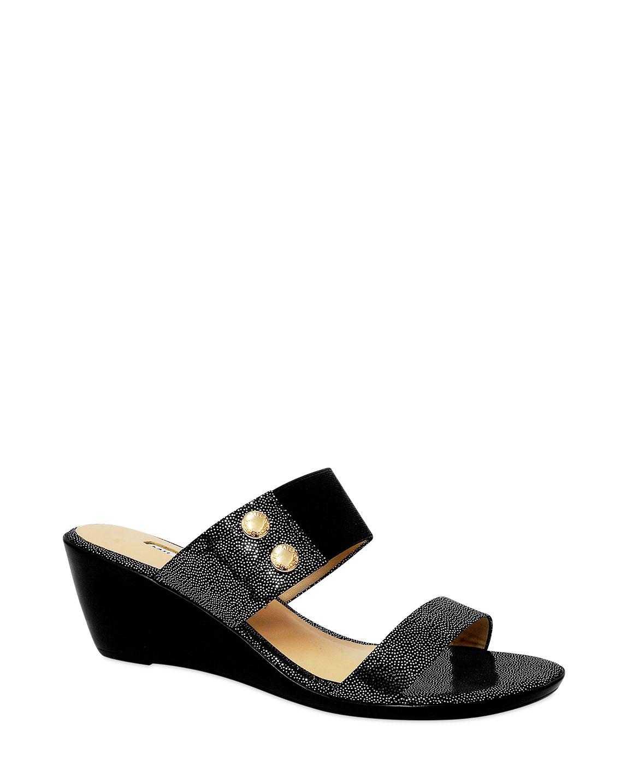 Calzado Sandalia FS-8007 Color Negro