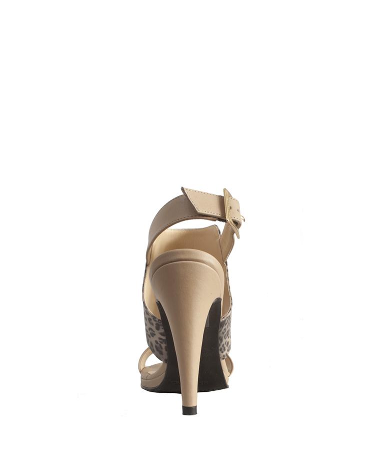 Calzado Sandalia FS-8008 Color Beige