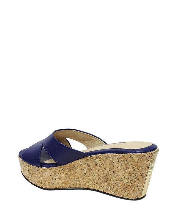 Calzado Sandalia FS-8014 Color Azul