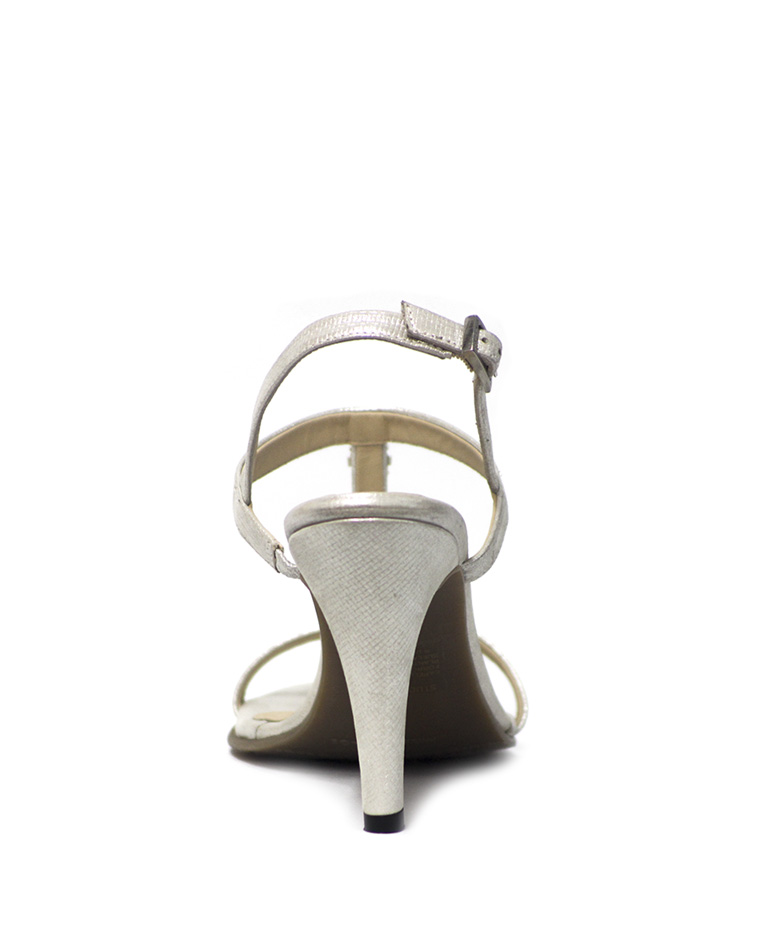 Calzado Sandalia FS-8040 Color Plata