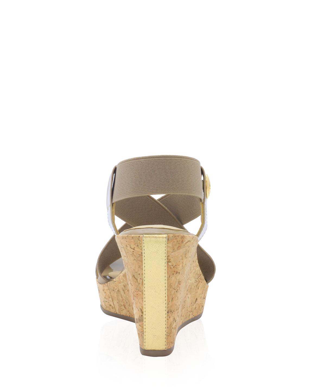 Calzado Sandalia FS-8047 Color Beige
