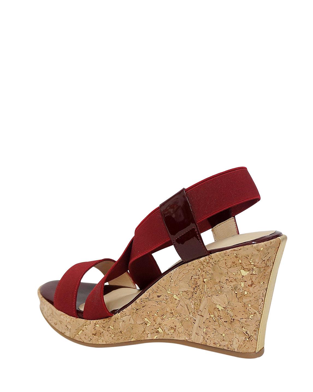 Calzado Sandalia FS-8047 Color Rojo
