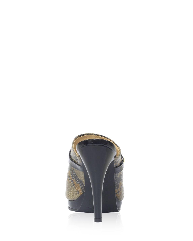 Calzado Sandalia FS-8058 Color Negro