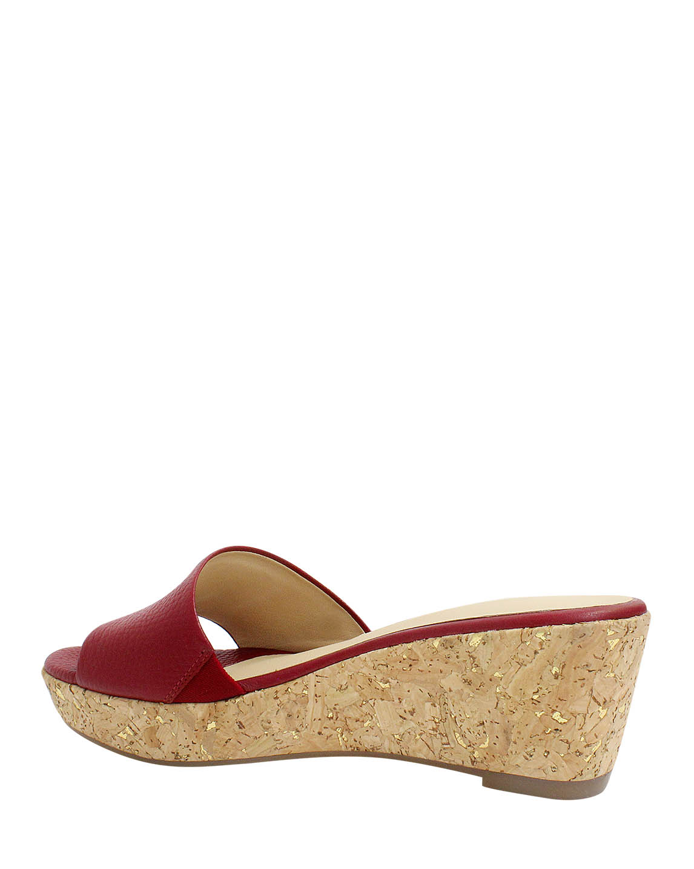 Calzado Sandalia FS-8062 Color Rojo
