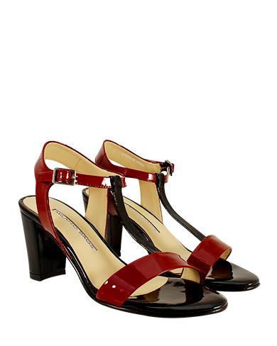 Calzado Sandalia FS-8080 Color Rojo