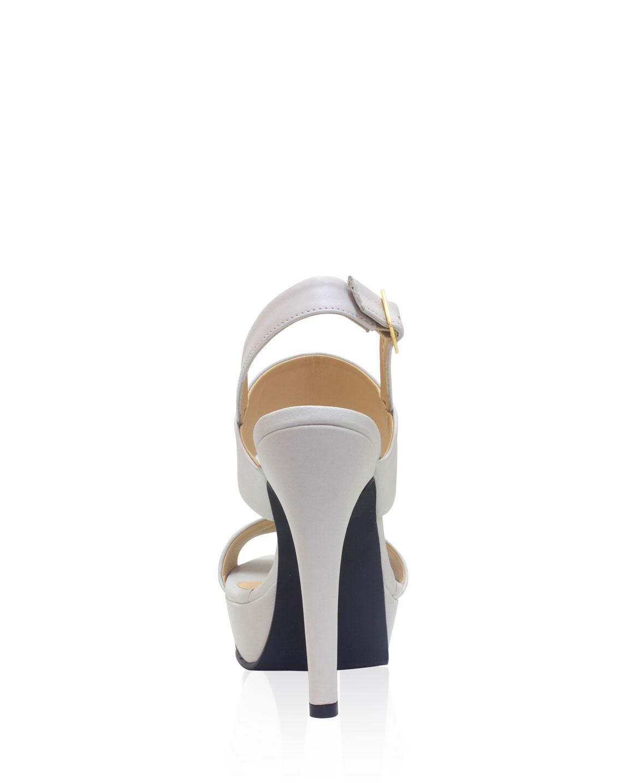 Calzado Sandalia FS-8233 Color Blanco