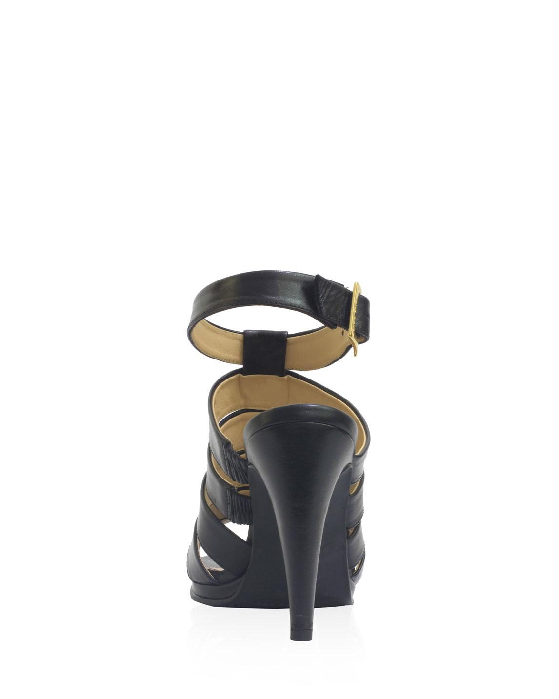 Calzado Sandalia FS-8349 Color Negro