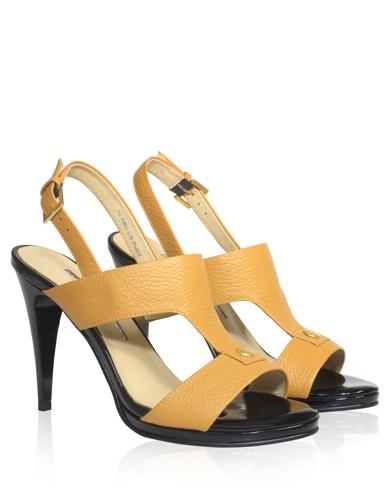 Calzado Sandalia FS-8359 Color Amarillo