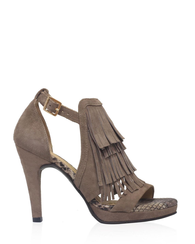 Calzado Sandalia FS-8371 Color visón