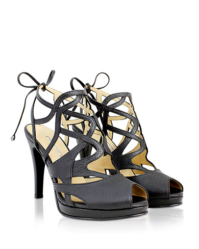 Calzado Sandalia FS-8375 Color Negro