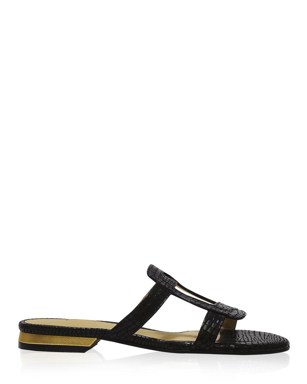 Calzado Sandalia FS-8378 Color Negro