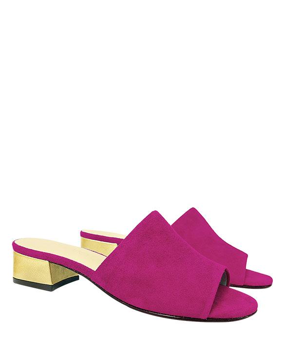 Calzado Sandalia FS-8626 Color Fucsia