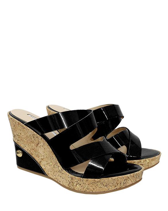Calzado Sandalia FS-8690 Color Negro