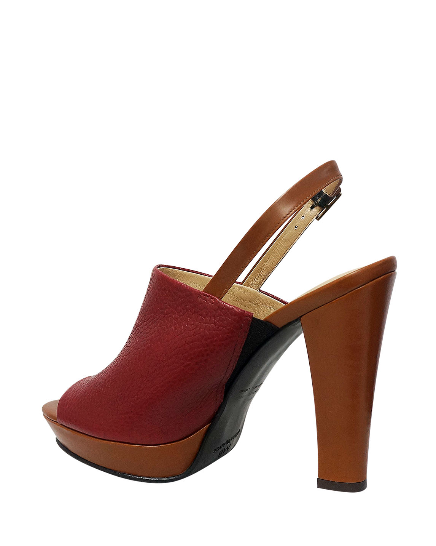 Calzado Sandalia FS-8692 Color Rojo