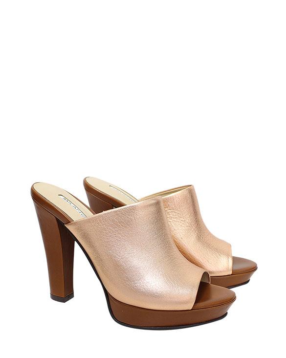 Calzado Sandalia FS-8693 Color Cobre