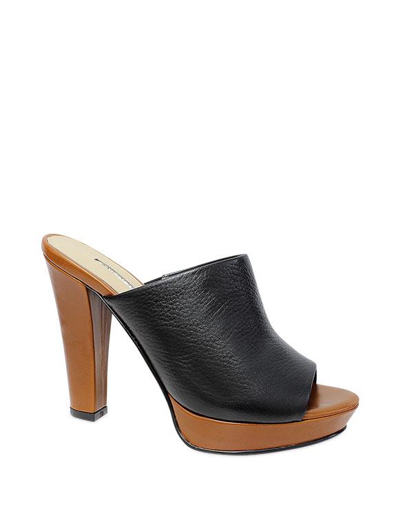Calzado Sandalia FS-8693 Color Negro