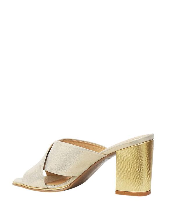 Calzado Sandalia FS-8700 Color Oro