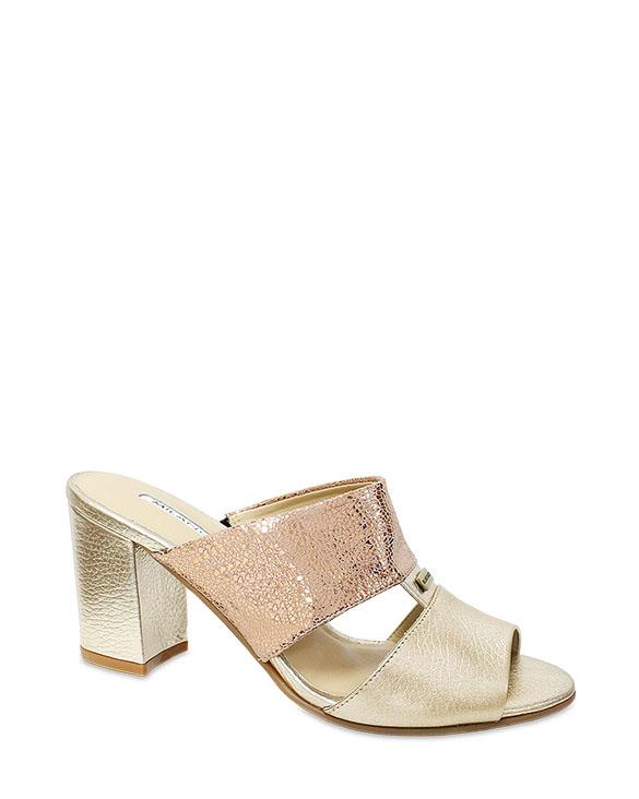 Calzado Sandalia FS-8703 Color Oro