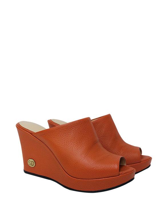 Calzado Sandalia FS-8736 Color Naranja