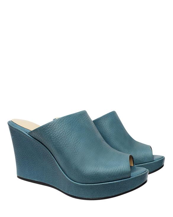 Calzado Sandalia FS-8736 Color Turquesa