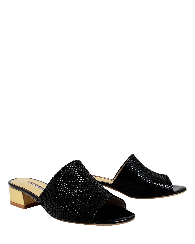 Calzado Sandalia FS-8848 Color Negro