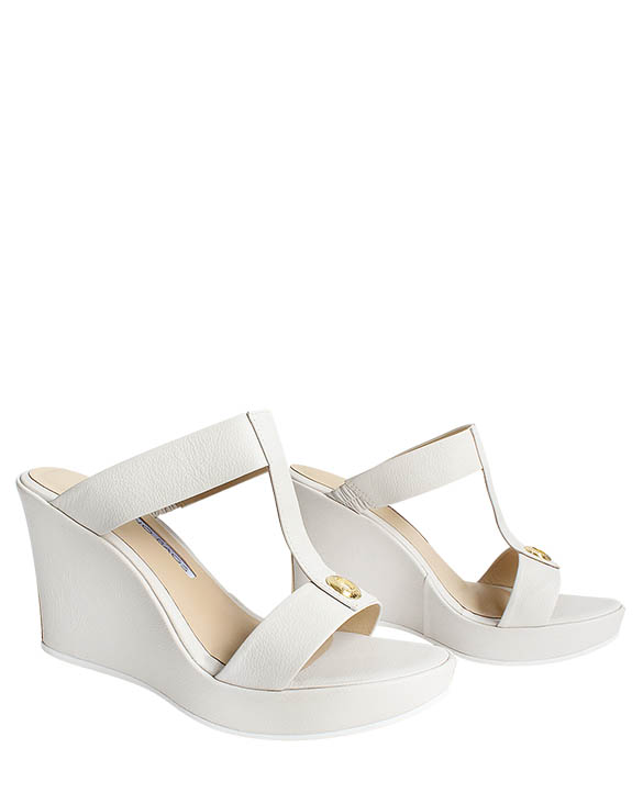 Calzado Sandalia FS-8945 Color Blanco