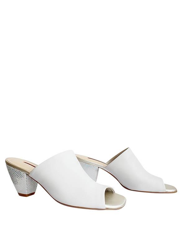 Calzado Sandalia FS-9032 Color Blanco