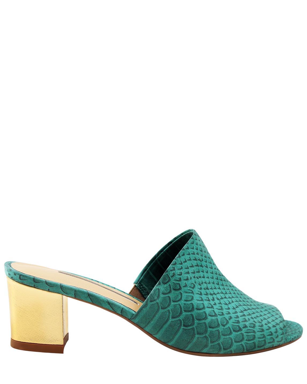 Calzado Sandalia FS-9050 Color Celeste