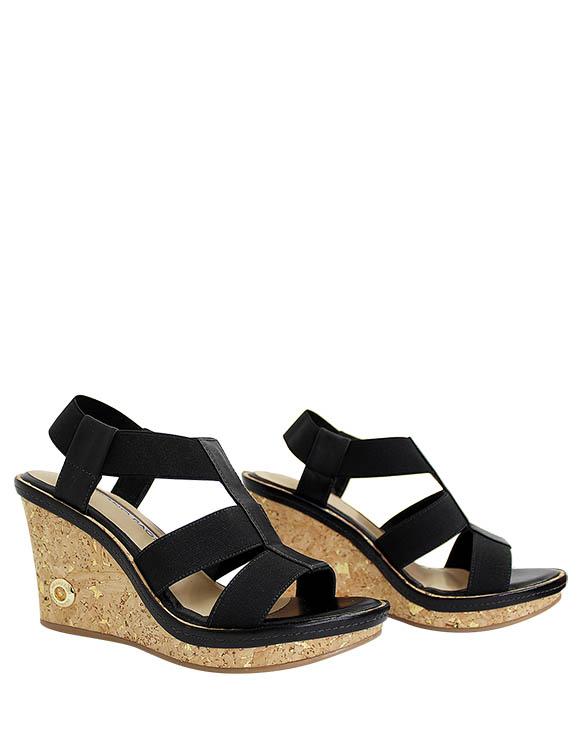 Calzado Sandalia FS-9062 Color Negro