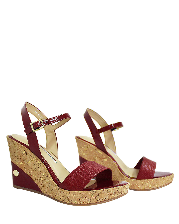 Calzado Sandalia FS-9084 Color Rojo