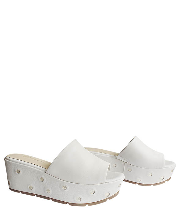 Calzado Sandalia FS-9100 Color Blanco