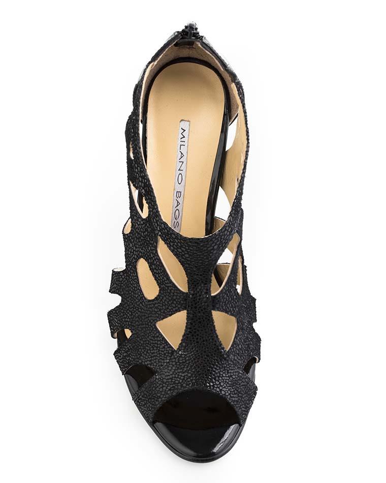 Calzado Sandalia FST-7719 Color Negro