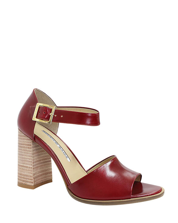 Calzado Sandalia FST-9094 Color Rojo