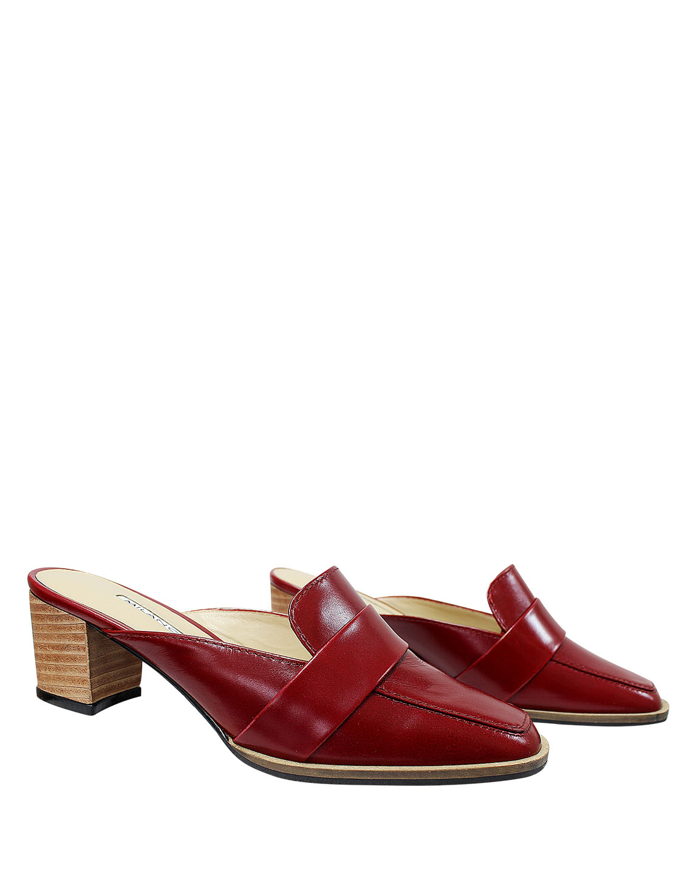 Calzado Sueco FZ-8925 Color Rojo