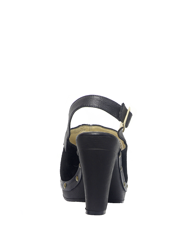 Calzado Zueco FZ-7608 Color Negro