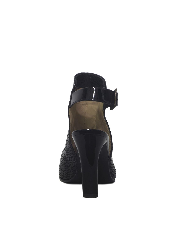 Calzado Zueco FZ-8166 Color Negro