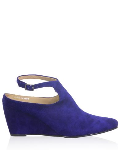 Calzado Zueco FZ-8253 Color Azul
