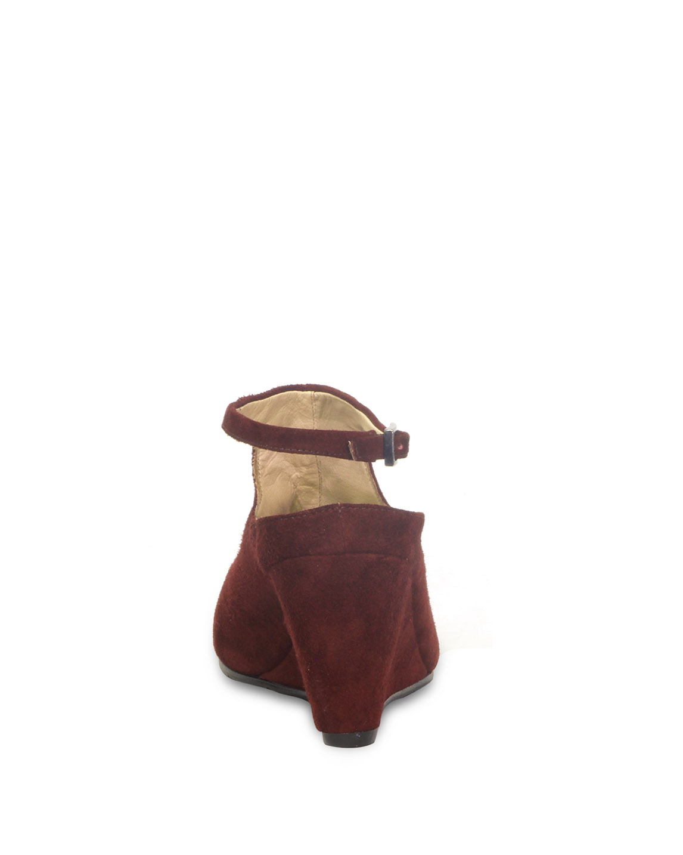 Calzado Zueco FZ-8253 Color Rojo