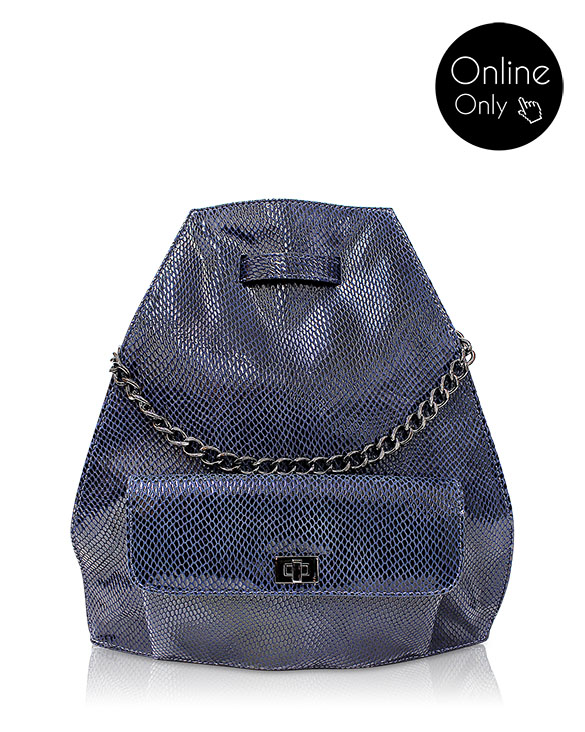 Cartera Backpack DS-2340 Color Azul
