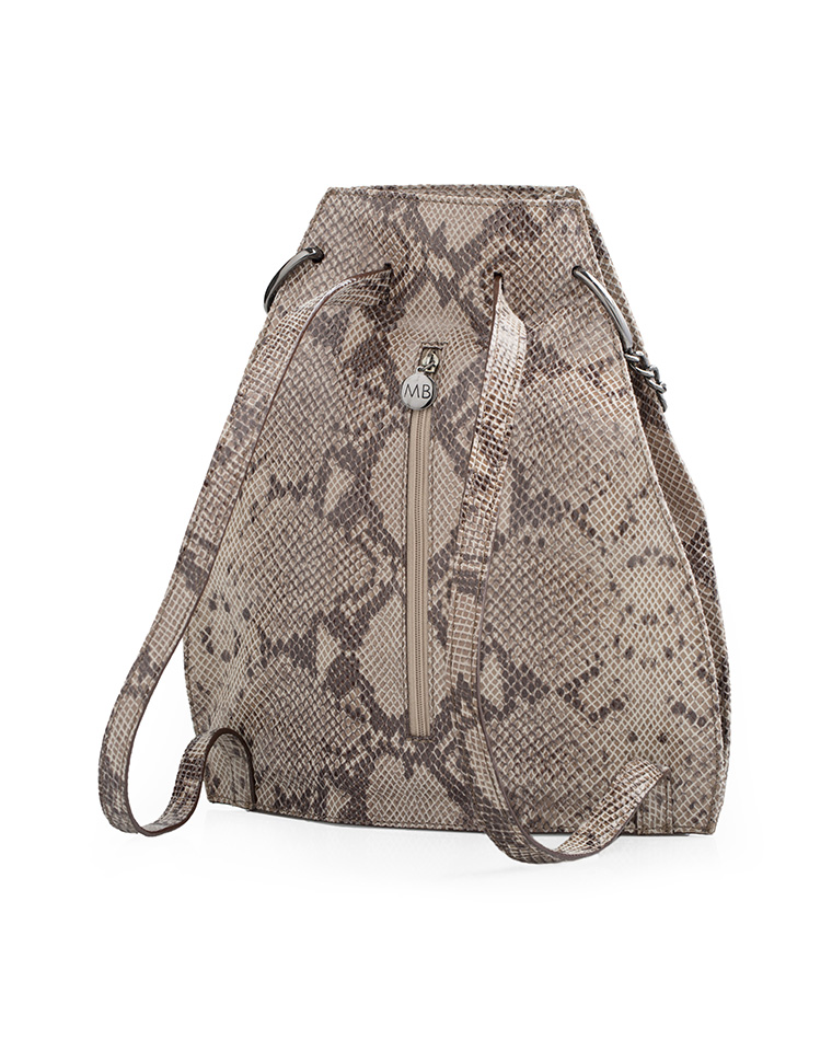 Cartera Backpack DS-2485 Color Beige
