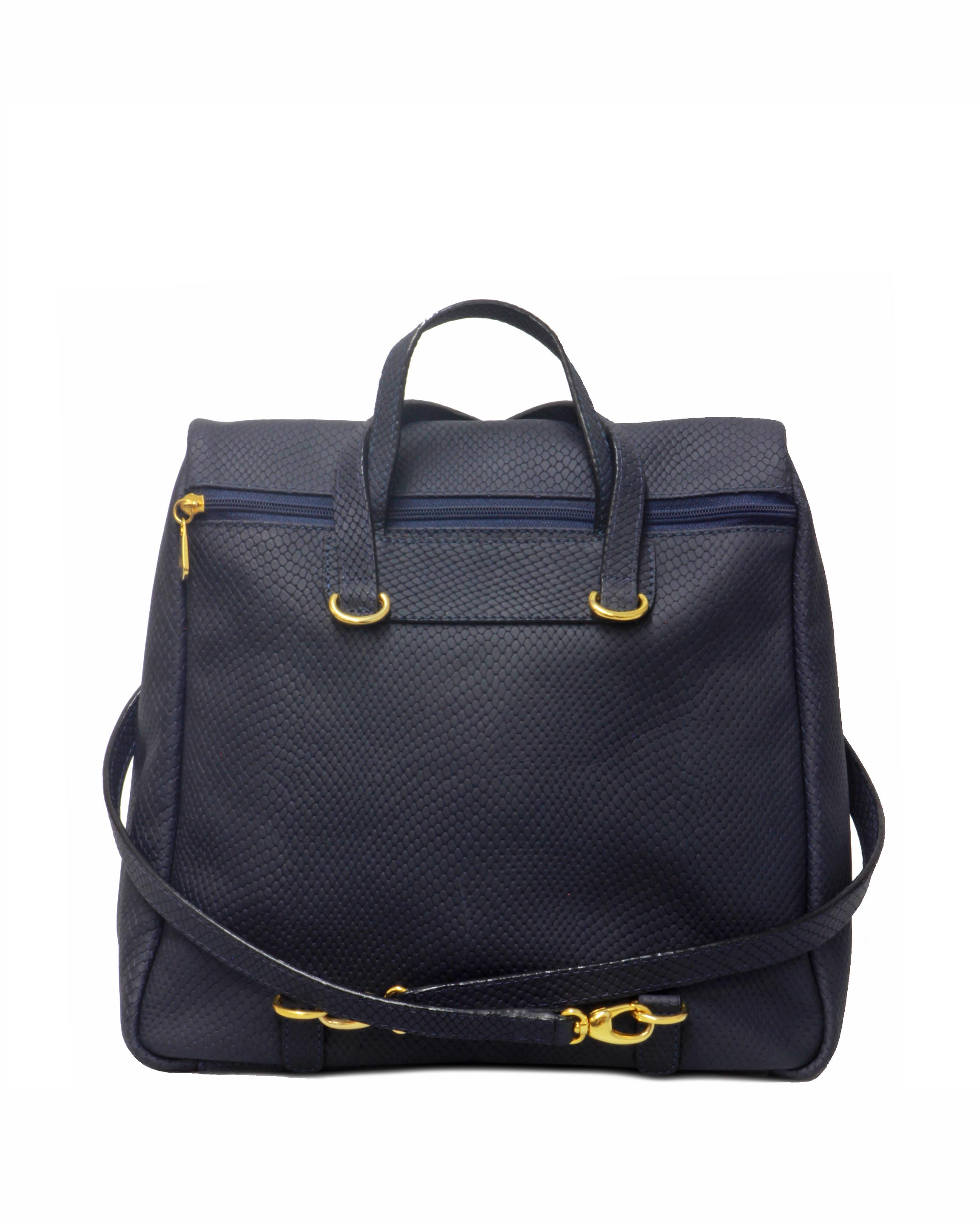 Cartera Backpack DS-2524 Color Azul