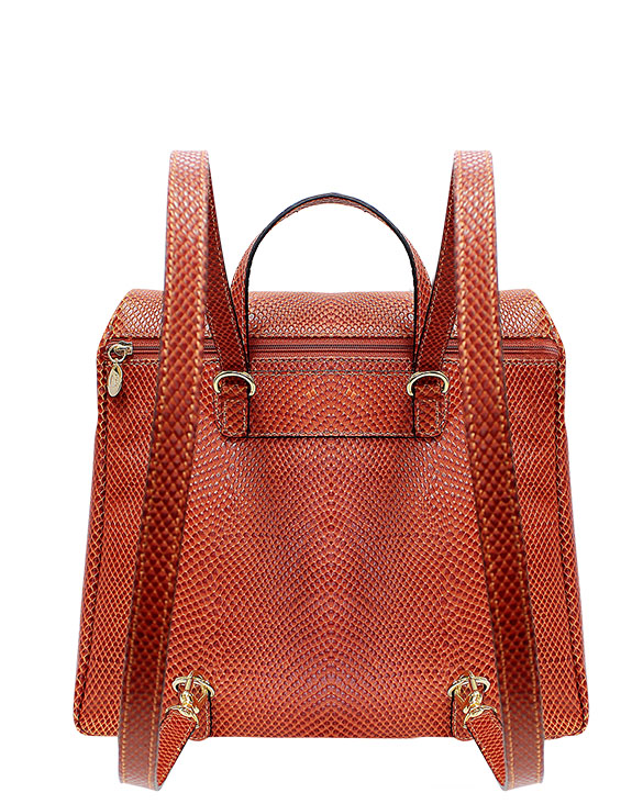 Cartera Backpack DS-2524 Color Mandarina
