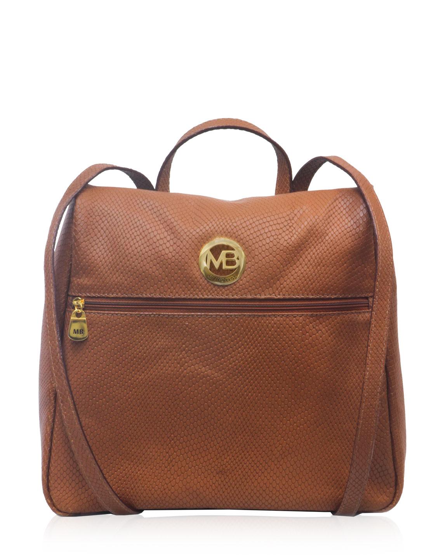 Cartera Backpack DS-2524 Color Natural