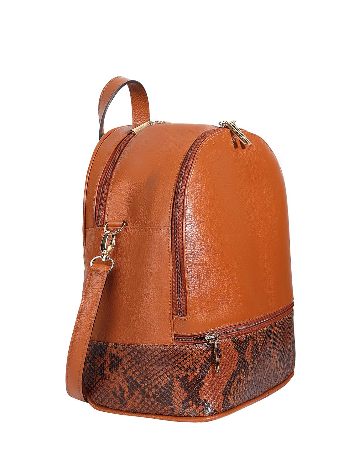 Cartera Backpack DS-2655 Color Natural