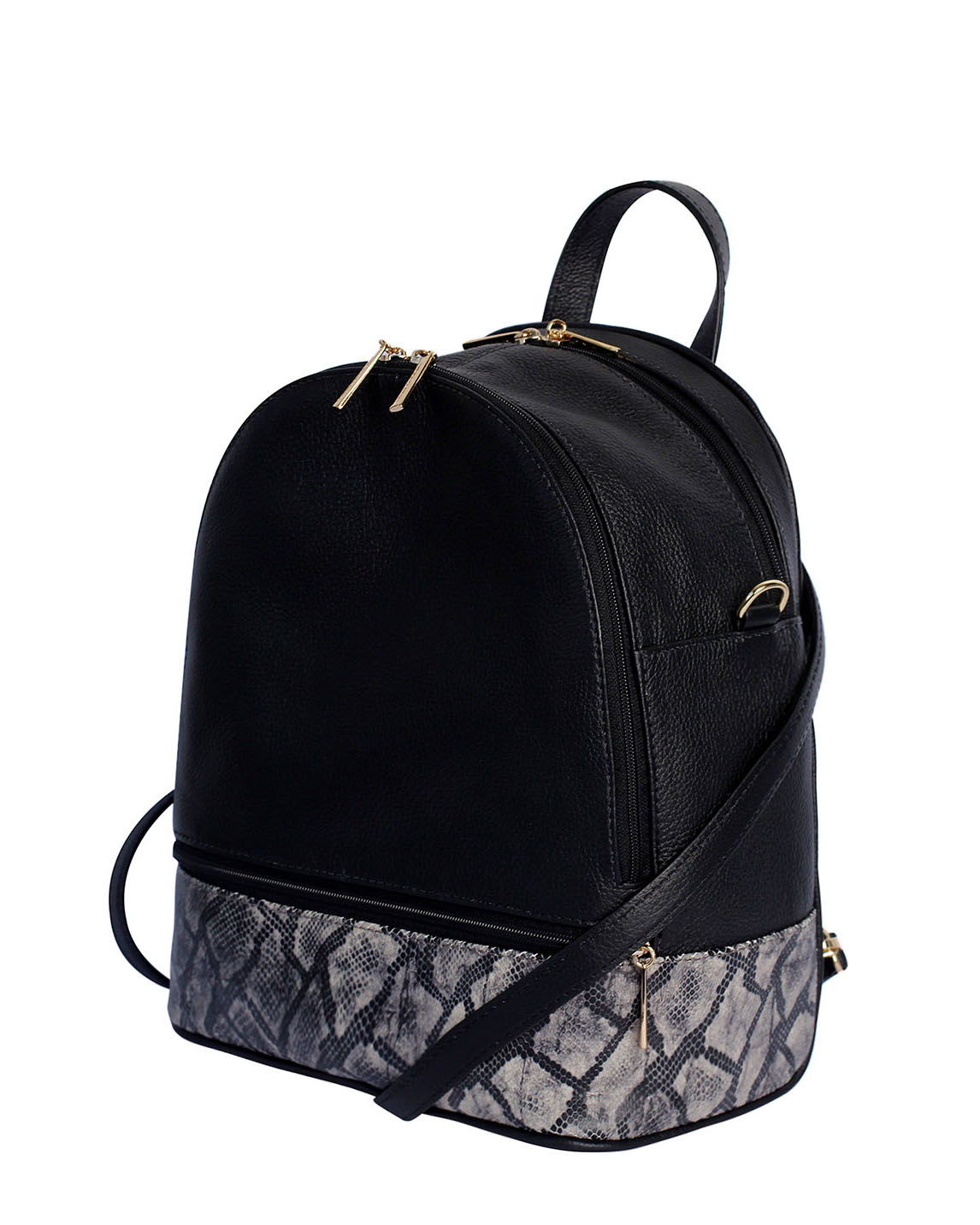 Cartera Backpack DS-2655 Color Negro
