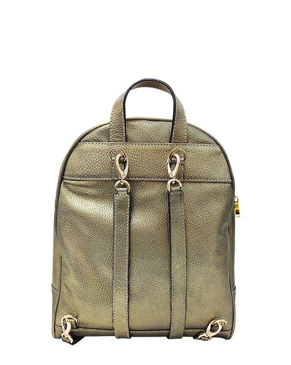 Cartera Backpack DS-2655 Color Oro