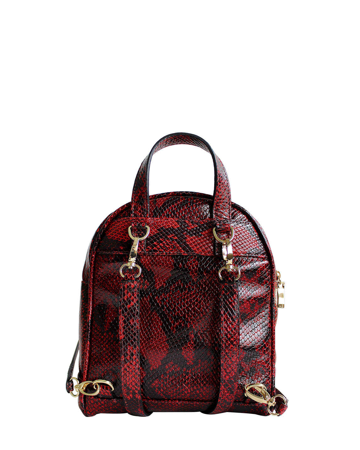 Cartera Backpack DS-2813 Color Rojo