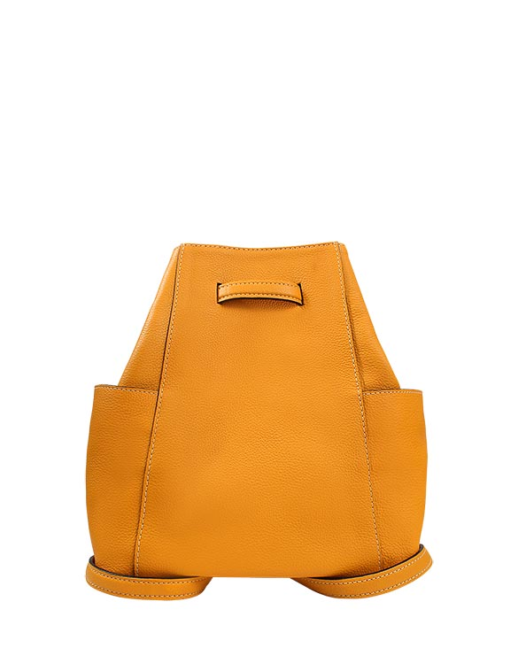 Cartera Backpack DS-3128 Color Amarillo