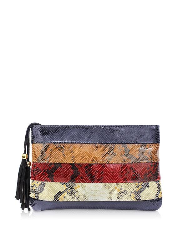 Cartera Clutch & Evening Bag DS-2235 Color Azul